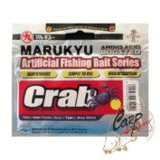 Силиконовые приманки Marukyu Crab Large Purple