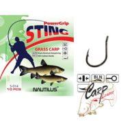 Крючок Nautilus Sting Grass Carp S-014BLN № 6