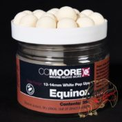 Бойлы плавающие CCMoore Equinox White Pop Ups 13/14mm