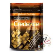 Бойлы тонущие Marukyu Credence Fruit Spice Boilies 14 mm 300g