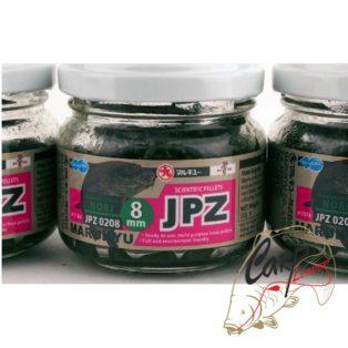 Пеллетс насадочный в дипе Marukyu JPz Nori Green 8mm 50g Jar
