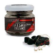 Пеллетс насадочный в дипе Marukyu JPz Black 6mm 50g Jar