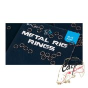 Кольцо Nash Metal Rig Rings 2.5mm