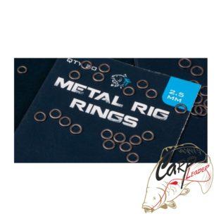 Кольцо Nash Metal Rig Rings 2.5mm