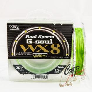 YGK G-Soul WX8 1,2 150 m