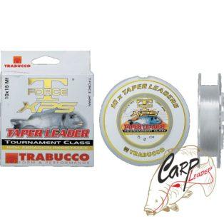 Шок лидер Trabucco T-Force TF Taper Leader 10шт. 0