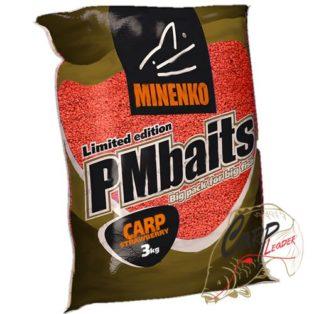 Прикормка Minenko PMbaits Big Pack Carp Strawberry