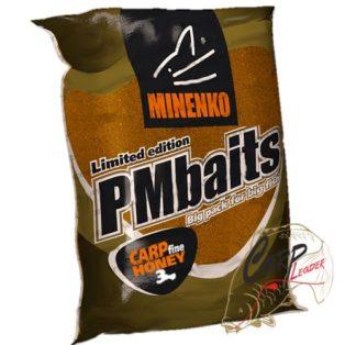 Прикормка Minenko PMbaits Big Pack Carp Honey