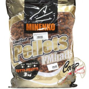 Пеллетс Minenko PMbaits Pellets Big Pack14мм Tutti-Frutti