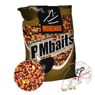 Прикормка Minenko PMbaits Big Pack Ready To Use Spod Mix Chili 4кг