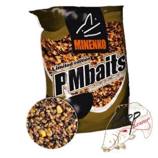 Прикормка Minenko PMbaits Big Pack Ready To Use Spod Mix Strawberry 4кг