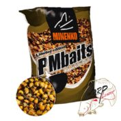 Прикормка зерновая Minenko PMbaits Big Pack Ready To Use Mix №1 кукуруза