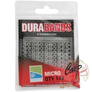 Силиконовые кольца Preston Innovations Preston Dura Bands — Micro Size