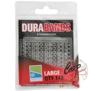 Силиконовые кольца Preston Innovations Preston Dura Bands — Large Size