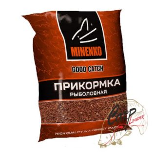 Прикормка Minenko Good Catch Карась 0