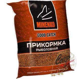 Прикормка Minenko Good Catch Фидер 0