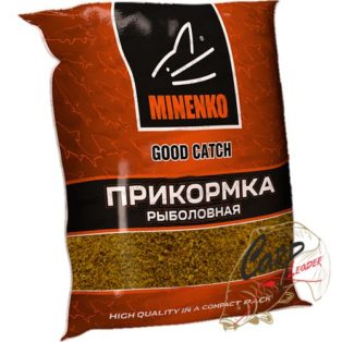 Прикормка Minenko Good Catch Мёд 0