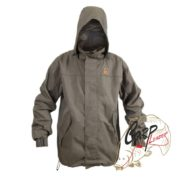 Куртка Avid Carp Blizzard Waterproof Jacket — XXL