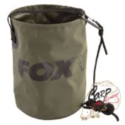 Ведро мягкое Fox Collapsible Water Bucket 4.5 litre