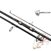 Удилище карповое Fox Warrior S Compact 12ft 3lb — 3pc