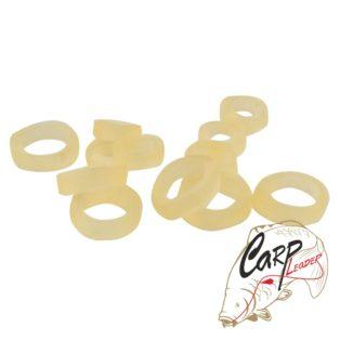 Силиконовые кольца Korum Bait Bands — 2 Sizes Mixed: 3.2mm & 4.8mm