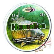 Поводковый материал Katran Hamelion 20м. 25lb.