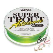 Леска Varivas Super Trout Advance Vep 91m 3lb d-0