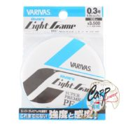 Шнур плетеный Varivas Light Game Super Premium PE 100 m 0.3