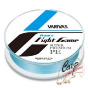 Шнур плетеный Varivas Light Game Super Premium PE 100 m 0.2