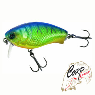 Воблер Jackall Cherry 0 Footer 56 blue back tiger