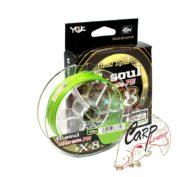Плетенный шнур YGK G-Soul Upgrade PE X8 150м. 0.6