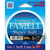 Леска Yamatoyo Famell Super Soft 100m 0