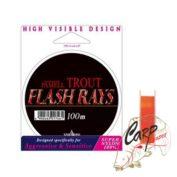 Леска Yamatoyo Famell Trout Flash Rays 0.8