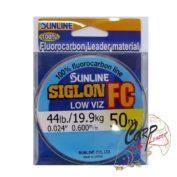 Флюорокарбон Sunline SIG-FC 50m 0.600 mm 19