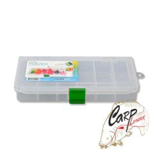Коробка рыбака пластиковая 220х120х30 ФФК-216slim Fisherman