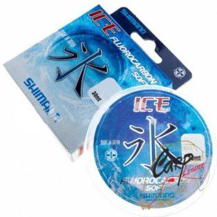 Леска Shimano Ice Silkshock Fluorocarbon 30м 0