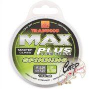 Леска Trabucco Max Plus Line Spinning 150m 0