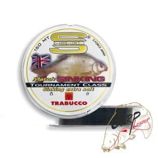 Леска Trabucco S-Force Match Sinking 150m 0