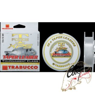 Шок лидер Trabucco T-Force TF Taper Leader 10шт. 0