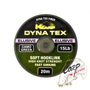 Материал K-Karp Dyna Tex Elusive F.S.20Mt Camo Green 15Lb м