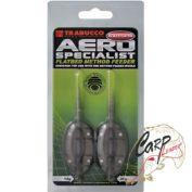 Кормушка Trabucco Aero Sp.Flong Dist.Method Inline 30gr L 2шт