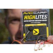 Шарик плавающий Avid Carp High Lites 10mm — Black 8 шт