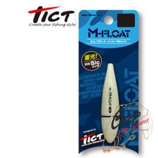 Бомбарда Tict M-Float 10.0g светящаяся