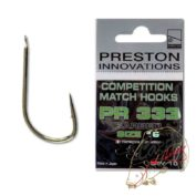Крючок рыболовный 333 №16 Preston Innovations PR Competition Hooks