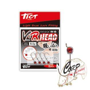 Джиг головки Tict Vrhead VH-50 0.4 g 4 шт