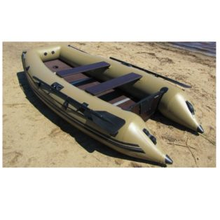 Лодка Badger EXL 320 фанера 2014