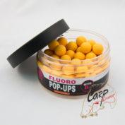 Бойлы fluoro pop-up Лихоносов 777 14 mm кукуруза