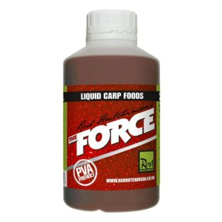 Ликвид Rod Hutchinson The Force Liquid Carp food 500 ml