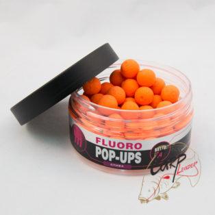 Бойлы fluoro pop-up Лихоносов 777 14 mm слива