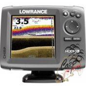 Картплоттер/Эхолот Lowrance Hook-5 Mid/High/DownScan Комплектация Вектор